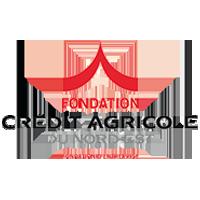 Logo fondation crédit agricole du nord est